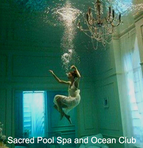 Sacred Pools Spa and Ocean Club